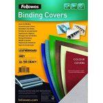 Fellowes 5371103 - Couverture Delta Grain Cuir A4 Certifiées FSC - Gris de la marque Fellowes image 1 produit