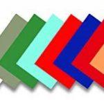 Fellowes 5371103 - Couverture Delta Grain Cuir A4 Certifiées FSC - Gris de la marque Fellowes image 2 produit