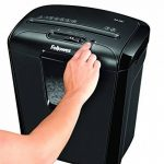 Fellowes Powershred M-8C Destructeur de Documents 8 Feuilles Coupe Croisée - Technologie Safety Lock de la marque Fellowes image 2 produit