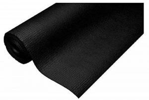 Fetez moi - Nappe en Papier Gaufré Noire (20 mètres x 1.18 mètre) de la marque Fetez-Moi image 0 produit