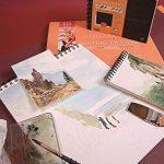 feuille aquarelle TOP 4 image 3 produit