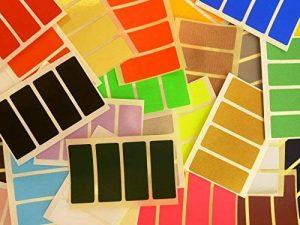 feuille colorée TOP 2 image 0 produit