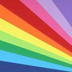 feuille de couleur bleu TOP 6 image 1 produit