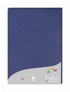 feuille de papier bleu TOP 2 image 0 produit