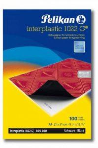 feuille papier carbone noir TOP 1 image 0 produit