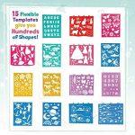 feuille plastique pour pochoir TOP 5 image 1 produit