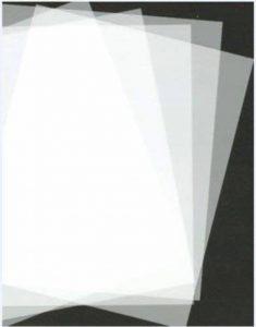 feuille stencil TOP 0 image 0 produit
