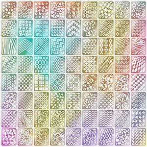 feuille stencil TOP 6 image 0 produit