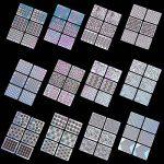 feuille stencil TOP 6 image 2 produit