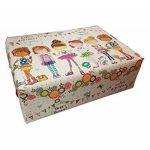 Filles papier cadeau par Rachel Ellen–Happy Birthday (4feuilles par lot/deux Motifs) de la marque Rachel Ellen image 3 produit