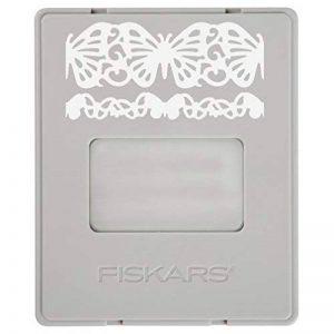 Fiskars 173 AdvantEdge Cartouche Perforatrice Papillons Blanc de la marque Fiskars image 0 produit
