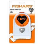 Fiskars 4680 Perforatrice Ajouré Motif Coeur Blanc de la marque Fiskars image 3 produit