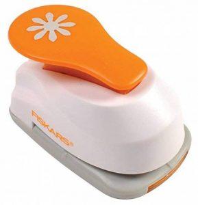 Fiskars 5469 Perforatrice à Levier Fleur Orange Taille M de la marque Fiskars image 0 produit