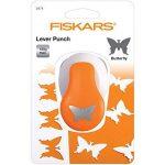 Fiskars 5471 Perforatrice à Levier Cœur Orange Taille M de la marque Fiskars image 5 produit