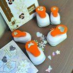 Fiskars 5471 Perforatrice à Levier Cœur Orange Taille M de la marque Fiskars image 3 produit