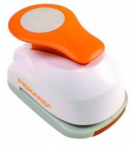 Fiskars 5472P Perforatrice à Levier Cercle Orange Taille M de la marque Fiskars image 0 produit