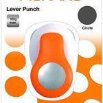Fiskars 5472P Perforatrice à Levier Cercle Orange Taille M de la marque Fiskars image 4 produit