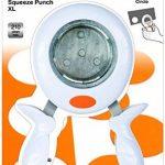 Fiskars 7414 Squeeze Punch Perforatrice Cercle Blanc Taille XL de la marque Fiskars image 1 produit