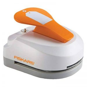 Fiskars 9751 Tag Maker Machine à Etiquette Simple Orange de la marque Fiskars image 0 produit