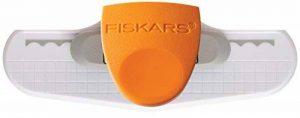 Fiskars en 2,25x .5-inch Bordure punch-scallop sentiment de la marque Fiskars image 0 produit