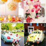 fleurs en papier pour mariage TOP 1 image 1 produit