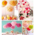 fleurs en papier pour mariage TOP 10 image 3 produit