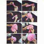 fleurs en papier pour mariage TOP 3 image 4 produit