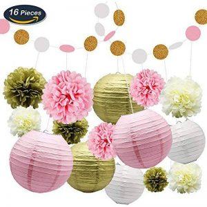 fleurs en papier pour mariage TOP 5 image 0 produit