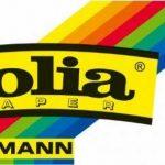 Folia 677–créatif Pack Argile Papier/ carton photo, 23x 33cm, 50feuilles, 25couleurs chacun de la marque Folia image 4 produit