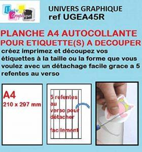 format papier imprimerie TOP 2 image 0 produit