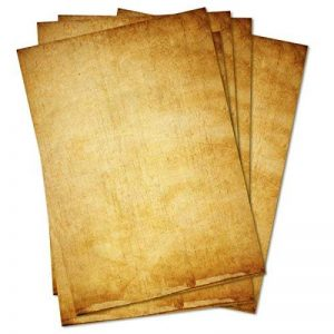 format papier lettre TOP 9 image 0 produit