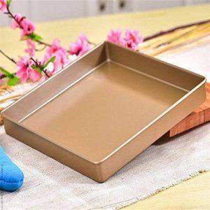 Foyer de cuisson en acier au carbone four spécial non stick moule multi-usage,gold de la marque Pirate image 0 produit