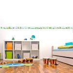 """Frise Wandkings """"animaux de la forêt"""" Longueur : 450 cm, auto-adhésive, pour les chambres d'enfants de la marque Wandkings image 4 produit"""