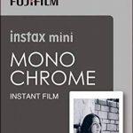 Fujifilm 70100137913 Instax Mini Développement instantané Monochrome & Fujifilm - Films Mini Instax - 86 x 54 mm - Monopack 10 Films de la marque Fujifilm image 1 produit