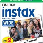 Fujifilm Film - 16385995 - Instax Wide 99 x 62 mm - Compatible Appareil Instax Wide uniquement - Bipack 10 x 2 films de la marque Fujifilm image 3 produit