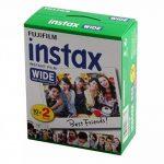 Fujifilm Film - 16385995 - Instax Wide 99 x 62 mm - Compatible Appareil Instax Wide uniquement - Bipack 10 x 2 films de la marque Fujifilm image 4 produit