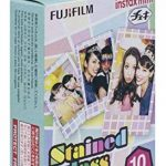 Fujifilm Film Instax Mini Monopack Stained Glass (10v) de la marque Fujifilm image 1 produit
