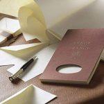 G.Lalo Papier à lettres en bloc Vergé A4 50 feuilles 100 g 29,70 x 21 x 0,8 Ivoire de la marque G. Lalo image 2 produit
