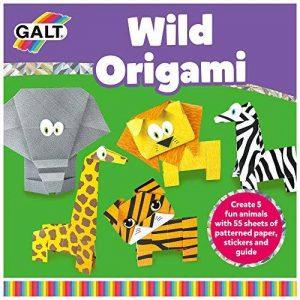 Galt America Galt Toys 1105464Wild Origami kit de la marque Galt America image 0 produit