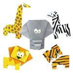 Galt America Galt Toys 1105464Wild Origami kit de la marque Galt America image 1 produit