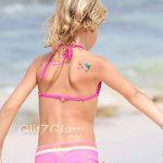GlitZGlam Kit de tatouage avec paillettes Merveilles de la mer - Tatouages temporaires & Art corporel de la marque GlitZGlam image 4 produit