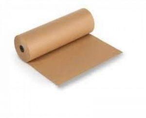 Globe Packaging Rouleau de papier kraft d'emballage 500mm x 50m 90g/m² de la marque globe_Packaging image 0 produit