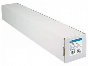 Générique Rouleau de Papier Papier Couché Mat 610 mm x 45,7 m 90 g/m² (24 in x 150ft) pour Traceur/imprimante Grand Format HP C6019B de la marque Générique image 0 produit