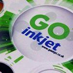 GO Inkjet - 100 Feuilles de papier photo 180gm format A4 29,7x21cm - Papier blanc extra brillant et waterproof, compatible imprimantes photos et jet d'encre de la marque GO Inkjet ® image 1 produit