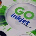 GO Inkjet - 100 feuilles de Papier photo brillant Plus 230gm format A5 14.8cm x 21cm: avec 5 feuilles supplémentaire. papier blanc et de l'eau glacé résistant pour les imprimantes à jet d'encre de l'imprimante à jet d'encre et photo. de la marque GO Inkje image 1 produit