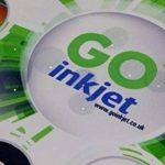 GO Inkjet - 105 Feuilles de papier photo 180gm format A5 21x14.8cm - Papier blanc extra brillant et waterproof, compatible imprimantes photos et jet d'encre de la marque GO Inkjet image 1 produit