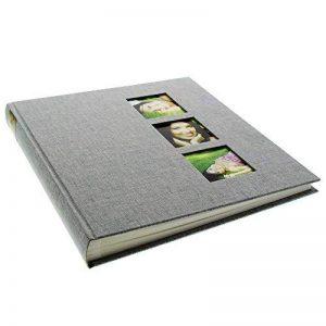 Goldbuch Album Photo, Carton, gris, 30 x 31 cm de la marque Goldbuch image 0 produit