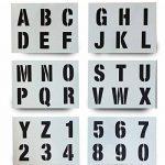 grand pochoir alphabet TOP 10 image 1 produit