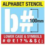 grand pochoir alphabet TOP 11 image 2 produit