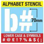 grand pochoir alphabet TOP 7 image 2 produit